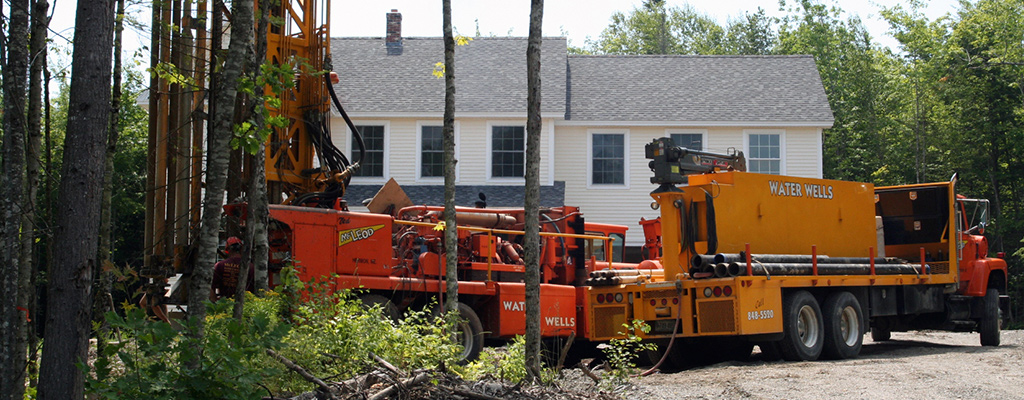 Maine Water Well Drilling Water Pump Systems